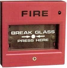 Nút ấn báo cháy khẩn cấp