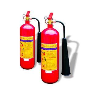 Cách sử dụng đúng quy trình của bình chữa cháy CO2