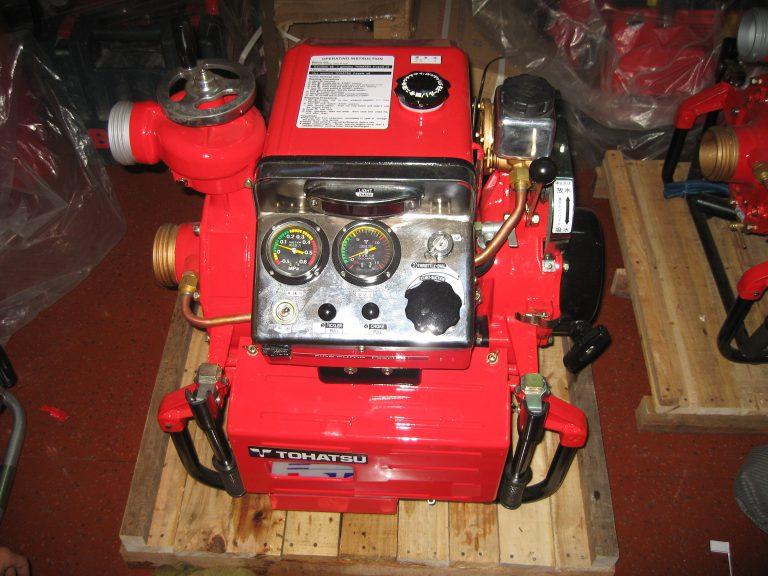 Máy bơm nước cứu hỏa Tohatsu V75FS