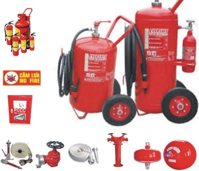 Công ty thiết bị phòng cháy chữa cháy tại Hà Nội
