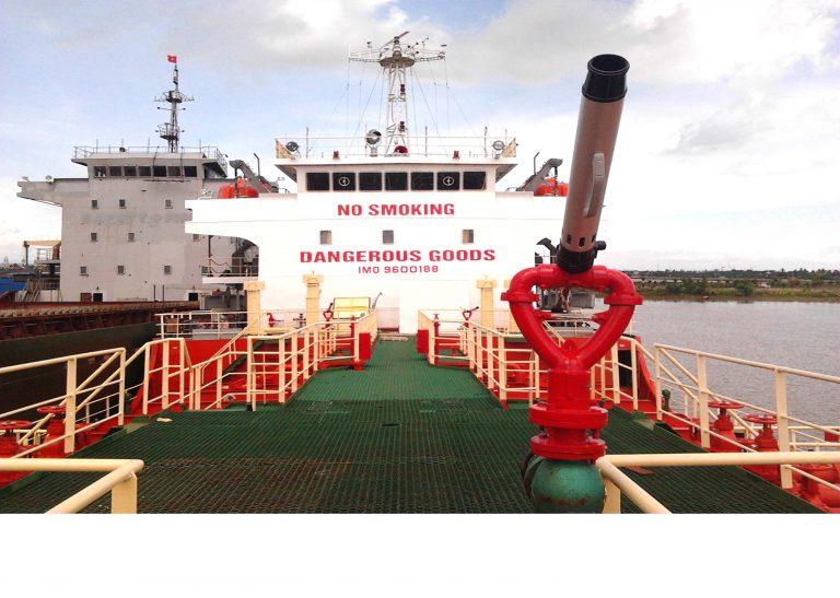 Trang thiết bị phòng cháy chữa cháy trên tàu thuyền