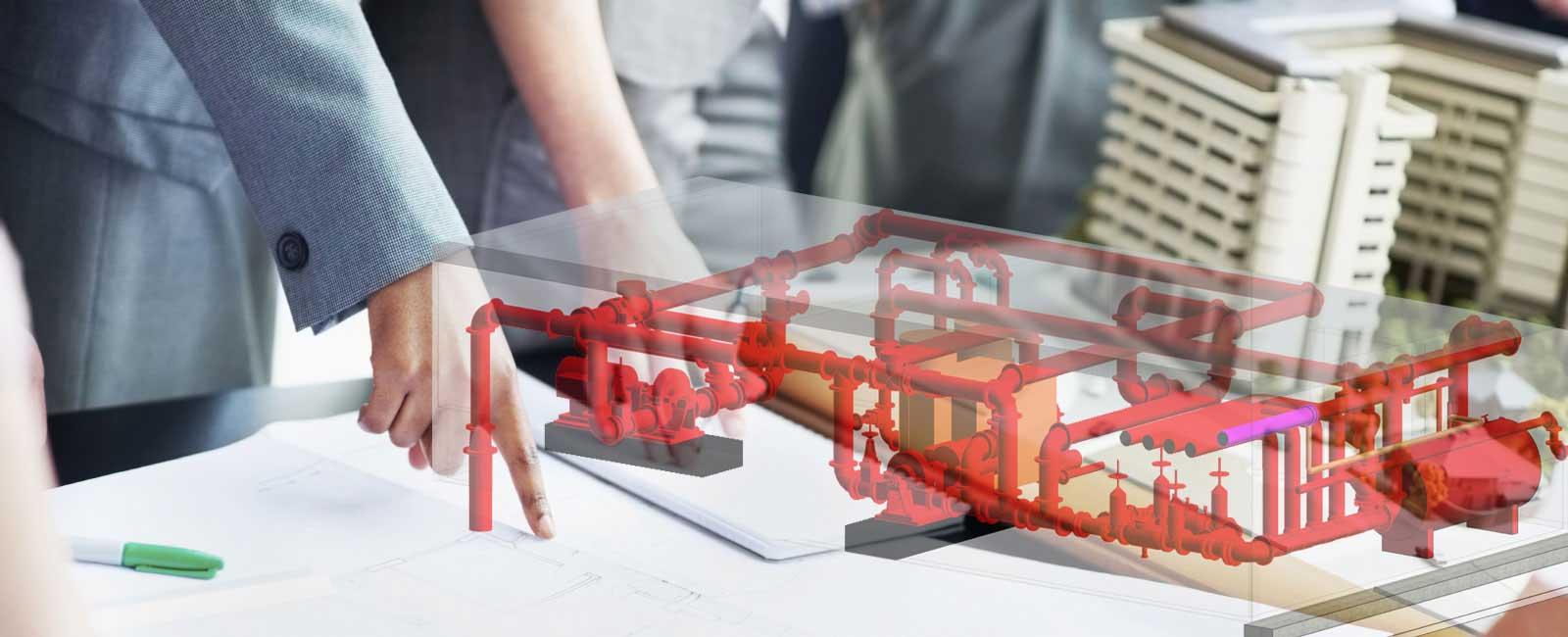 Những điểm cần chú ý khi thiết kế hệ thống phòng cháy chữa cháy