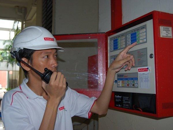 Bảo trì hệ thống phòng cháy chữa cháy tại Gia Lai