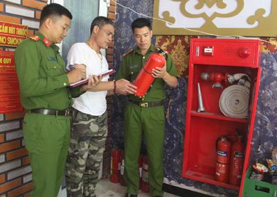 Bảo trì hệ thống PCCC tại Hà Tĩnh
