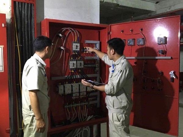 Bảo trì hệ thống phòng cháy chữa cháy tại Bình Dương