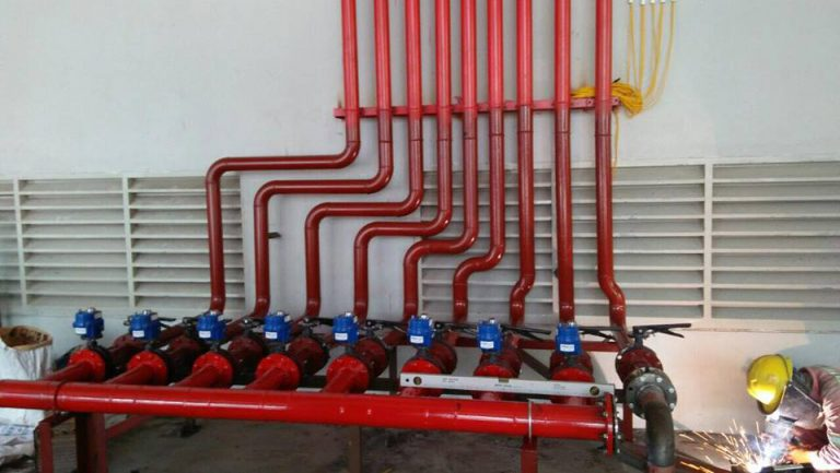 Bảo trì bảo dưỡng hệ thống PCCC tại Đà Nẵng
