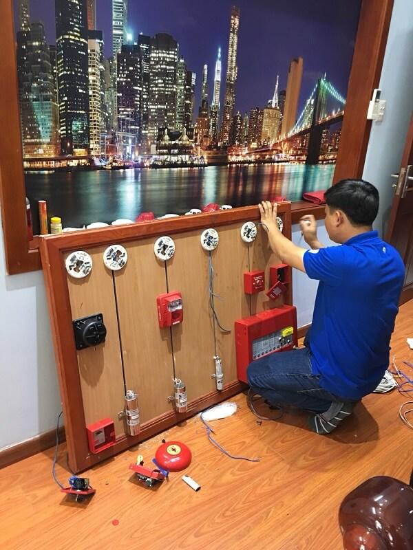 bảo trì hệ thống phòng cháy chữa cháy tại Vũng Tàu