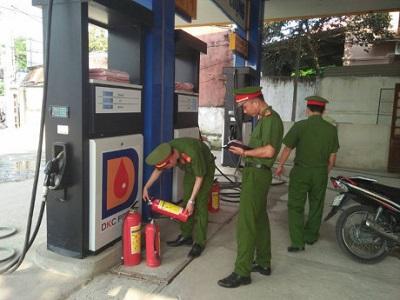 Biện pháp cần thiết nhằm đảm bảo an toàn PCCC tại cửa hàng xăng dầu