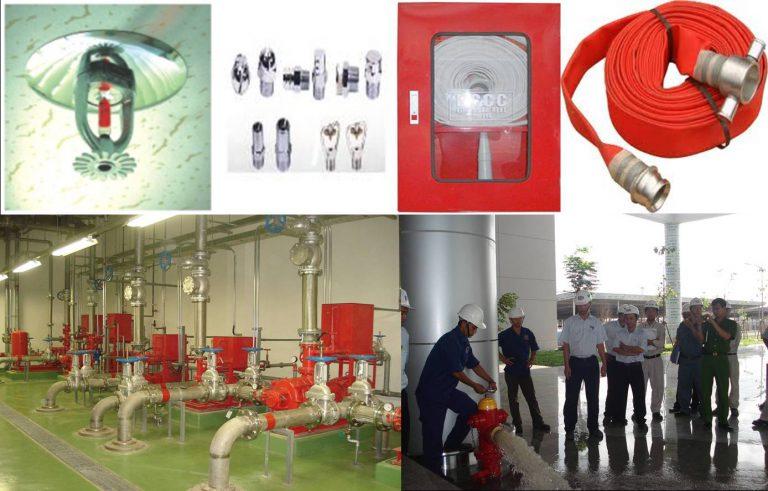 Tư vấn, lắp đặt PCCC đạt chuẩn tại các xưởng nhà máy sản xuất