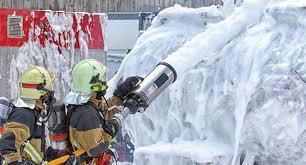 Nguyên lý làm việc của hệ thống chữa cháy bỏ Foam