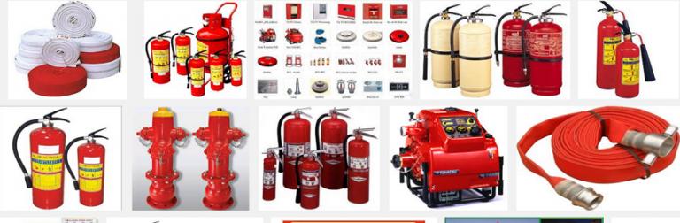 cung cấp thiết bị phòng cháy chữa cháy