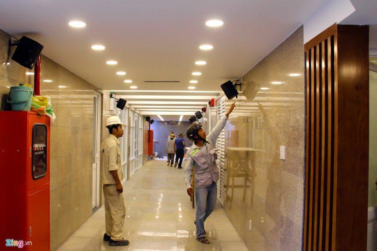 Hà Nội công bố loạt công trình cao tầng vi phạm phòng cháy chữa cháy