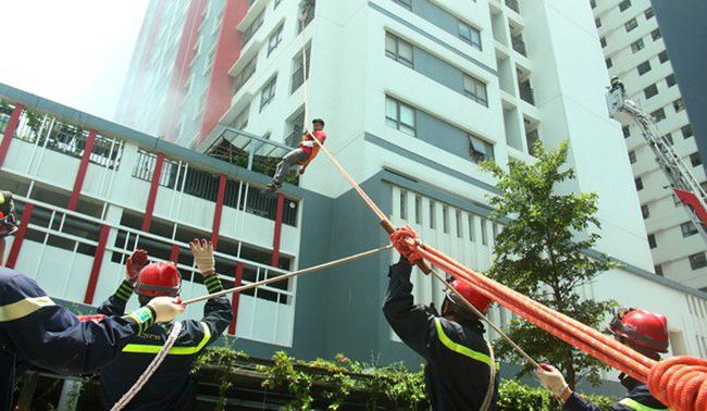 Ba tiêu chuẩn sống còn về hệ thống PCCC ở chung cư cao tầng