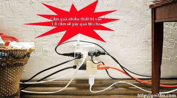 Cách phòng và xử lý cháy nổ do bị chập điện an toàn hiệu quả