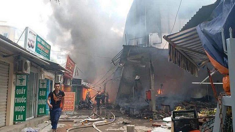 Sau vụ cháy ở Chương Mỹ, Bí thư Hà Nội yêu cầu tăng cường phòng cháy