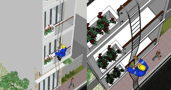 Quy định lối thoát hiểm phòng cháy chữa cháy cho nhà cao tầng